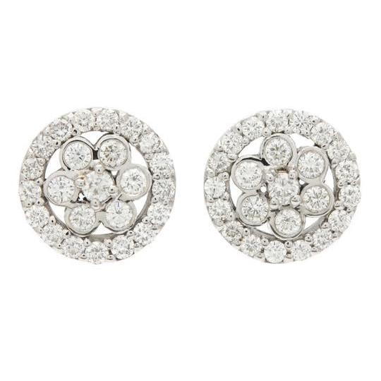 bespoke jewellery design diamond earrings