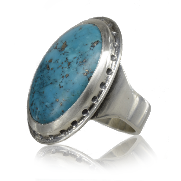 jimmy hendrix turqoise ring
